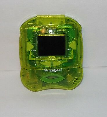 Video Now Color Fx Pvd Player - Green Clear Design