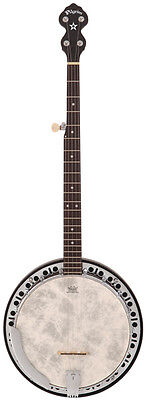 VINTAGE Pilgrim Series VPB018 ROCKY MOUNTAIN™ MODEL 1 CLOSED BACK BANJO