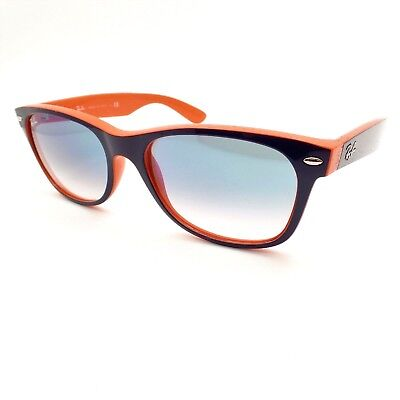 a59ccc115b AUTHENTIC RAY BAN 2132 New Wayfarer Reading Glasses  Single Vision ...