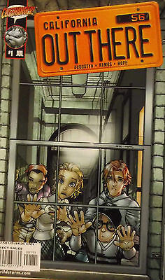 OUT THERE n° 1 ( Wildstrom / Cliffhanger ) 2001
