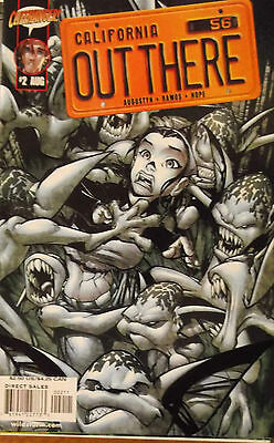 OUT THERE n° 2 ( Wildstrom / Cliffhanger ) 2001