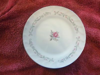 "MSI FINE CHINA OF JAPAN ROYAL SWIRL 6 3/8"" BREAD & BUTTER PLATE"