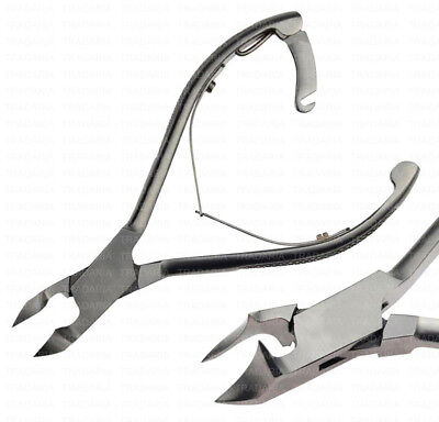Professional Quality Toe Nail Clipper Cutter Pedicure Chiropody Podiatry Tool