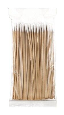 Salon System Wooden Cottons Buds Pack of 100