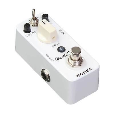 Mooer Micro Series Hustle Drive Distortion Effects Pedal  - BRAND NEW