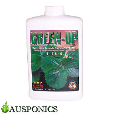 1 LITRE RAMBRIDGE GREEN UP Garden and Hydroponics Nutrients