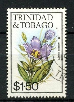 Trinidad And Tobago 1983 SG#647a $1.50 Flowers, No Imprint Date Used #A30695