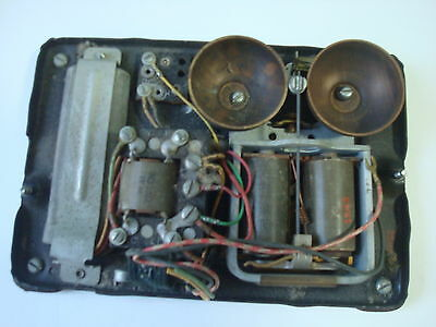 Antique Western Electric 302 telephone works.