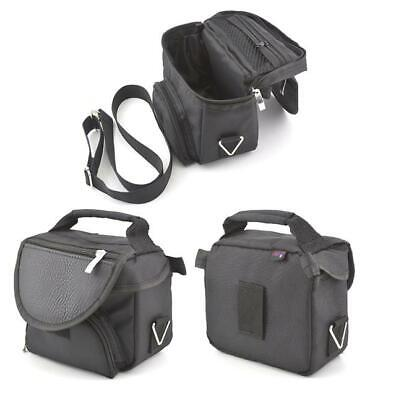 Black Carry Case Travel Bag For Sony PS Vita PSV and PSP Console