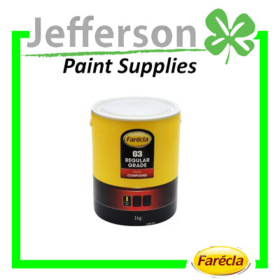 Farecla 1Kg G3 Cutting Compound Paste Buffing Buff Detailing Car Auto Polishing