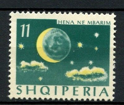 Albania 1964 SG#831 11L Moons Phases MNH #A30971