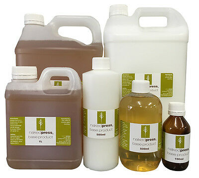 Hand & Body Wash 100% Natural - Unscented - 1L