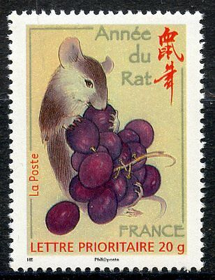 Stamp / Timbre France  N° 4131 ** Annee Lunaire Chinoise Du Rat