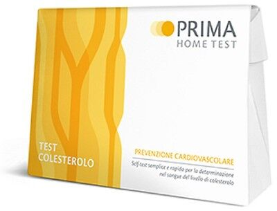 Prima Home Test Cholesterol Blood Tester (2 tests per pack)