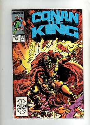 Conan The King - Marvel Comic - #48 - (1988)  - Vg