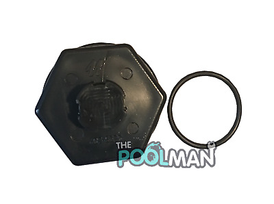 2010 and earlier #602-5301 Waterway Drain Cap With O Ring Sand Filter