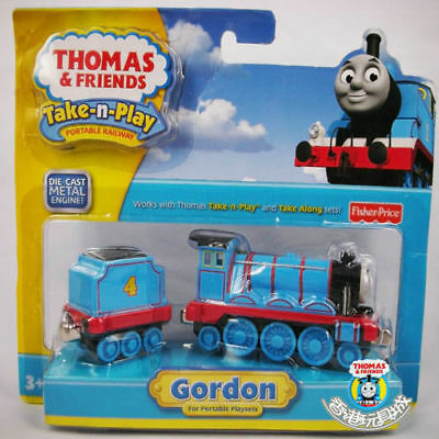 Fisher Thomas Take-N-Play Magnetic Diecast Gordon & Tender R9036