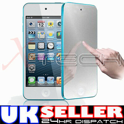 MIRROR Reflective LCD Screen Protector Guard for Apple iPod Touch 5 5th Gen