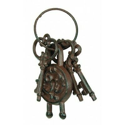 Jailor Keys Skeleton Pirate Cast Iron Brig Keys Antique Reproduction ux1004 lock