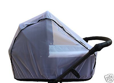 Gooseberry Mosquito INSECT NET For Pram - Universal fit Zip Access Quality