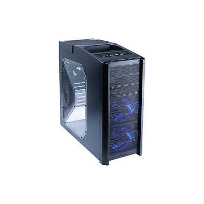 Antec Nine Hundred No PS Mid Tower Ultimate Gaming Case (Black)
