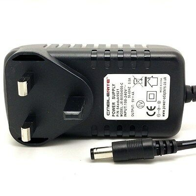 Slingbox sling catcher 5v 4a replacement Quality Mains Power Supply