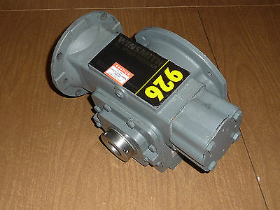 """Winsmith GearBox Speed Reducer 926MSFE515X0DN, 20:1, 0.875"""" input, 1.25""""dia bore"""