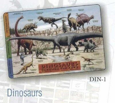 Dinosaurs Educational Activity Placemat