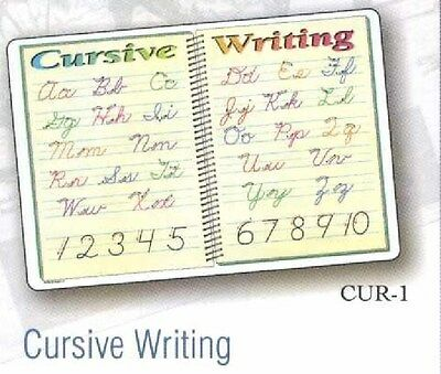 Writing Cursive Activity Placemat