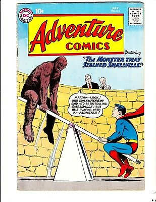 Adventure 274 (1960): FREE to combine- in Very Good+  condition