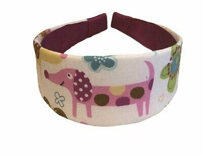 Poka Dot Puppy Headband