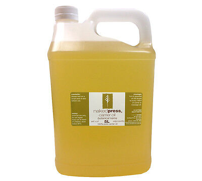 Almond Sweet Oil 100% Pure 5L