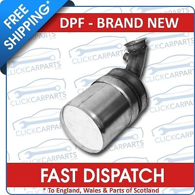 1x OE Quality Replacement Exhaust Diesel Particulate Filter DPF BM11103