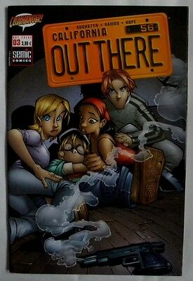 Out There  -  N° 3  /  Avril   2002  /  Abracadabulle