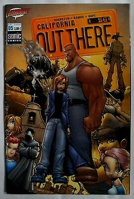 Out There  -  N° 5  /  Aout   2002  /  Abracadabulle