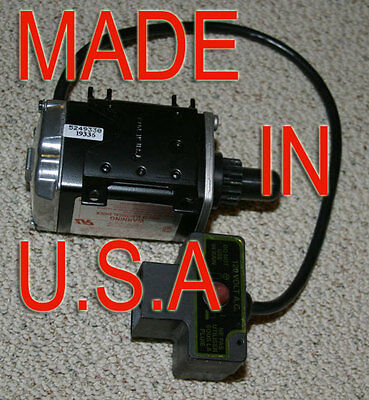 REPLACEMENT FOR TECUMSEH ELECTRIC STARTER 37000 33329D 33329 A B C D E AND MORE