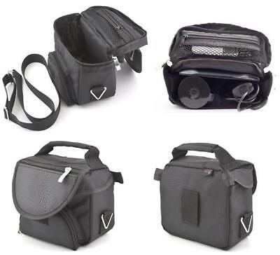 Carry Case Travel Bag For Garmin Zumo 350 LM Motorcycle Sat Nav GPS With Storage