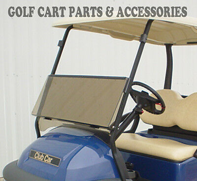 Club Car Precedent Tinted  Windshield 2004-UP  *New In Box Golf Cart Part*