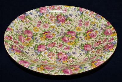 Royal Winton/Grimwades Summertime Chintz 775/4030 Pre-1960 Oval Vegetable Bowl
