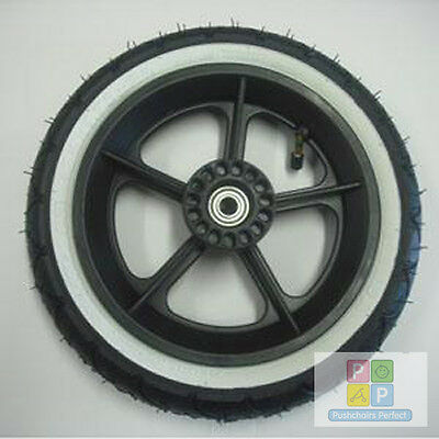 New Phil teds sport rear wheel, tyre, tube and rim. fits v1, v2 and s3 models