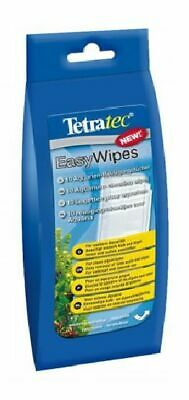 Tetra Easywipes 10 Pk Tropical Marine Fish Tank Aquarium Cleaning Easy Wipe