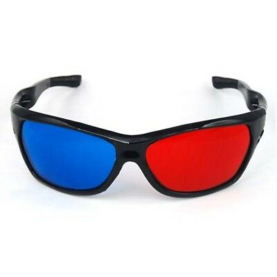 TRIXES 2 Pairs Red/Blue Anaglyph 3d Glasses For 3d Movie Game