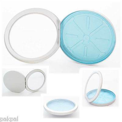 50 Pcs New Round Tin Cd/dvd Case With Window  Bl800