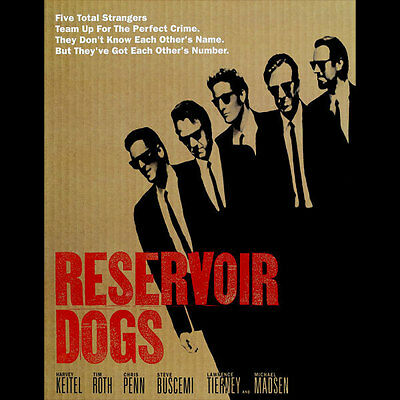 Reservoir Dogs - Custom T-Shirt #2 - [A14] - Adult sizes S thru 5X