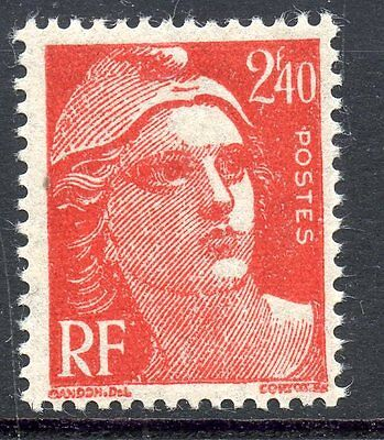 Stamp / Timbre France Neuf N° 714 ** Marianne De Gandon
