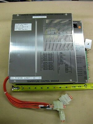 Hitachi 12 Channel Temperature Controller PID QC1600 QC1610 076017 Thermocouple
