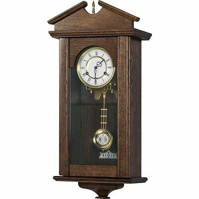 Regulator Clock with Hermle 8 Day Spring Wound Movement - 141