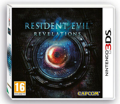 Resident Evil Revelations 3DS GAME PAL *VGWC!* + Warranty!