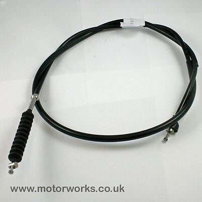 BMW Clutch Cable K75, K100, K1100 with Low / Medium Bars