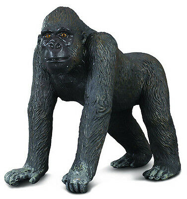 FREE SHIPPING | CollectA 88033 Western Gorilla Toy Replica - New in Package